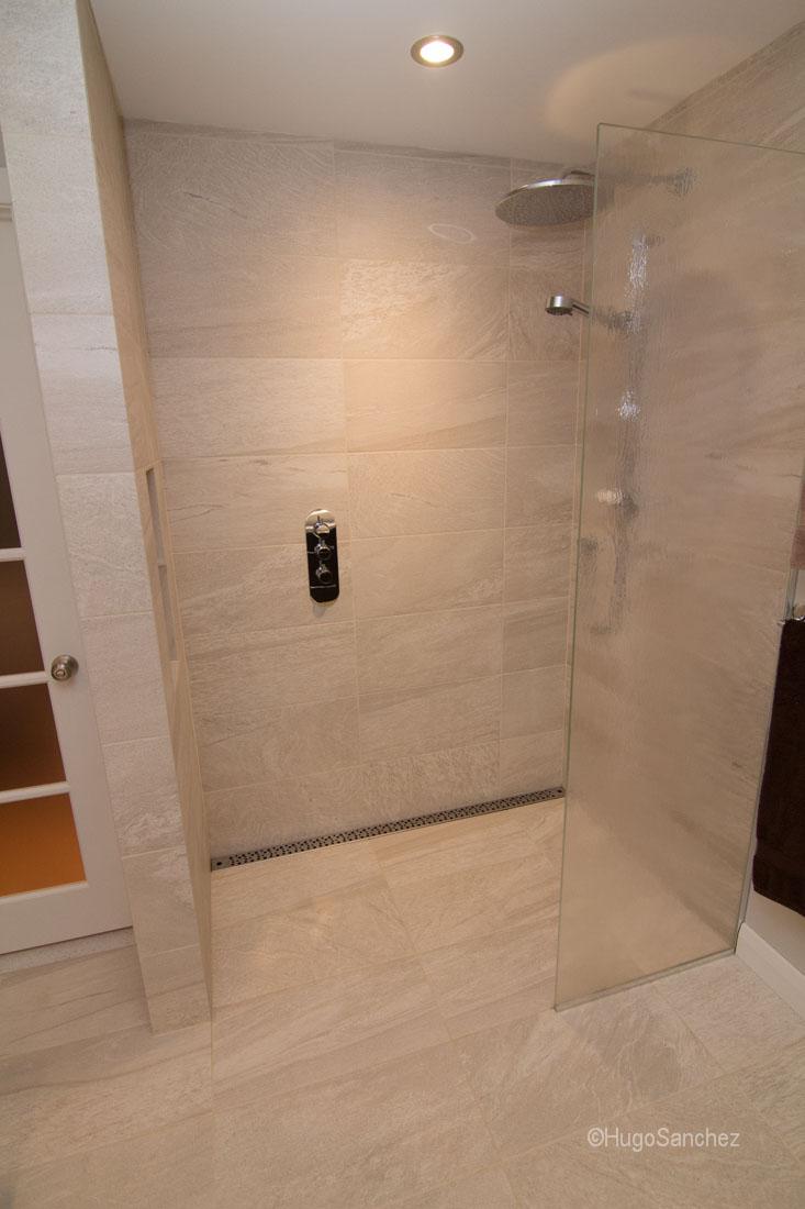 Curbless Shower Designs Cramiques Hugo Sanchez Inc