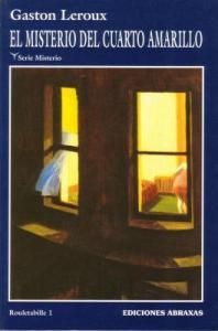El misterio del cuartoa amarillo