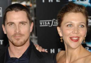 Christian Bale, Maggie Gyllenhaal