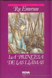 (Emerson Ru) La princesa de las llamas