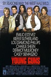 220px-Young_Guns_(1988_film)_poster