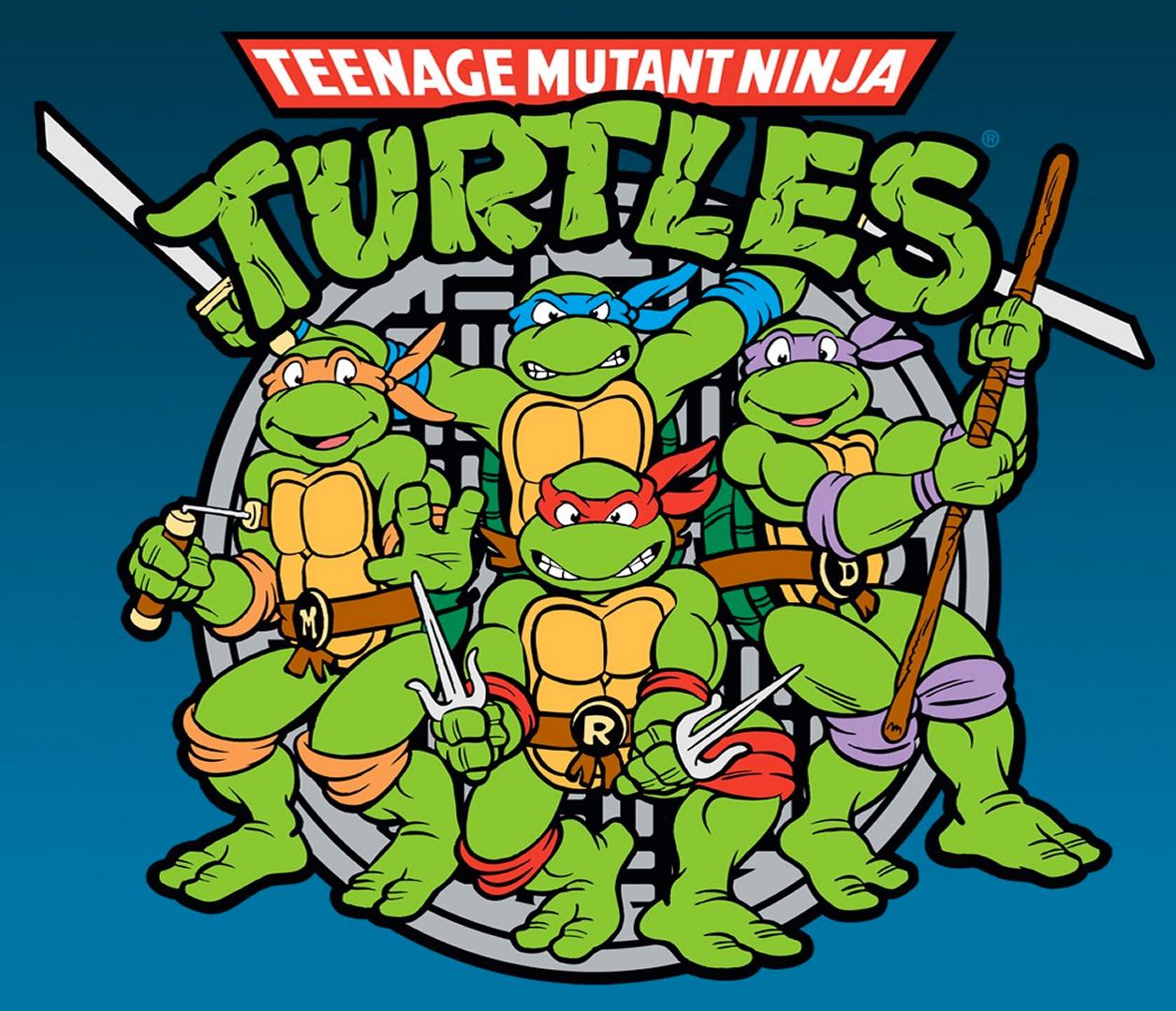 Los clones fallidos de las Tortugas Ninjas – HUGO ZAPATA