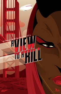 Mike Mahle - James Bond_14 - A View to a Kill