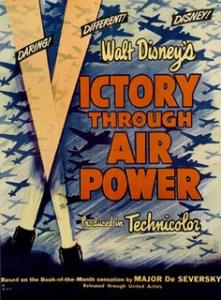 Victory-through-air-Power-plakat