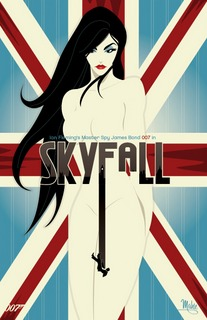 Mike Mahle - James Bond_23 - Skyfall