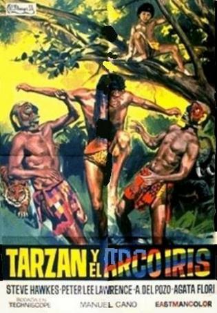 Tarzán y el Arco Iris (1972) 3