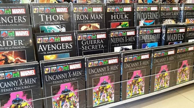 salvat comics