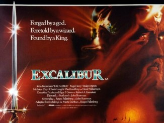 excalibur-poster