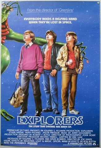 explorers poster