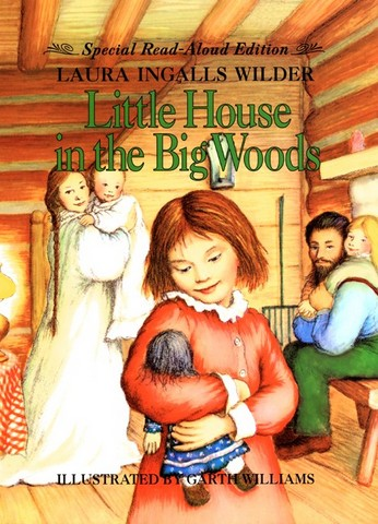little-house-in-the-big-woods-cover-image