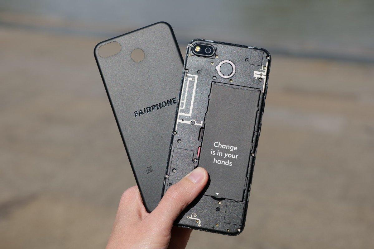 Fairphone 3+ review: the Fairphone 3.1 - Hug Techs