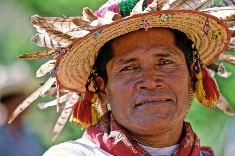 Image result for Huichol Indians