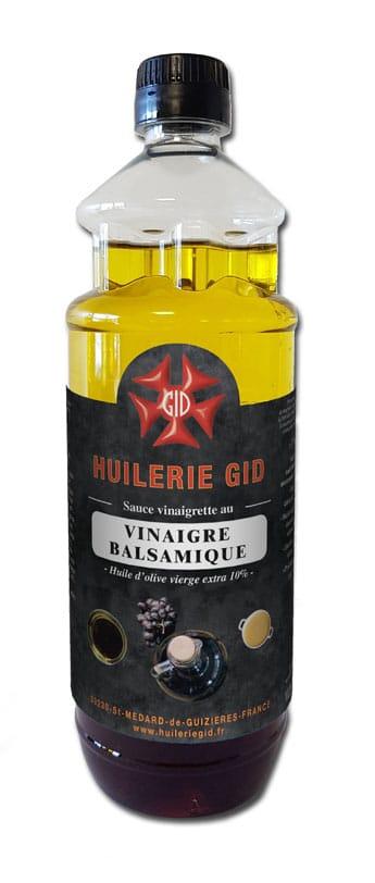 sauces vinaigrette huilerie gid