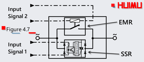 small resolution of diagram of hybrid solid state relay