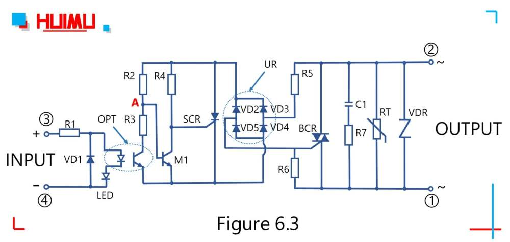 medium resolution of an introduction to solid state relays get started to become an diagram moreover large current relay with dual output dc dc converter