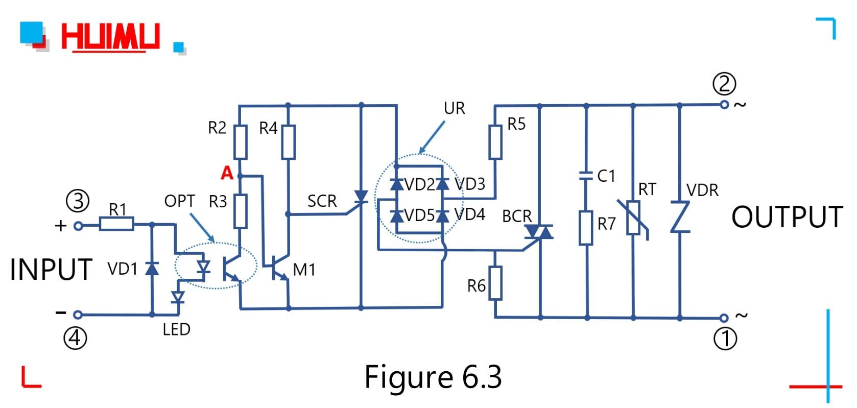 hight resolution of an introduction to solid state relays get started to become an diagram moreover large current relay with dual output dc dc converter