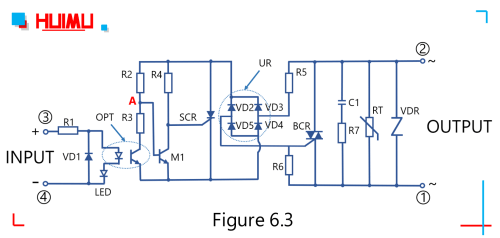 small resolution of each components function of solid state relays
