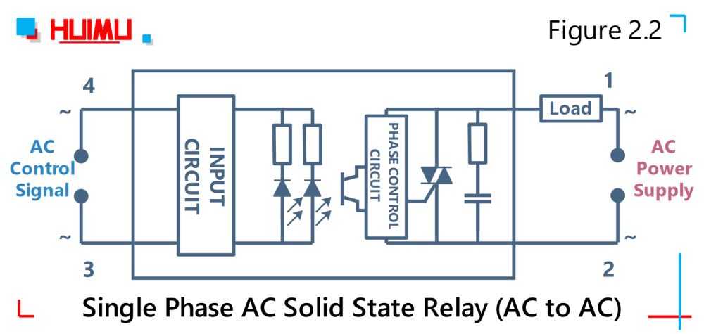 medium resolution of wiring diagram and circuit diagram of mgr mager ac solid state relay ac to ac