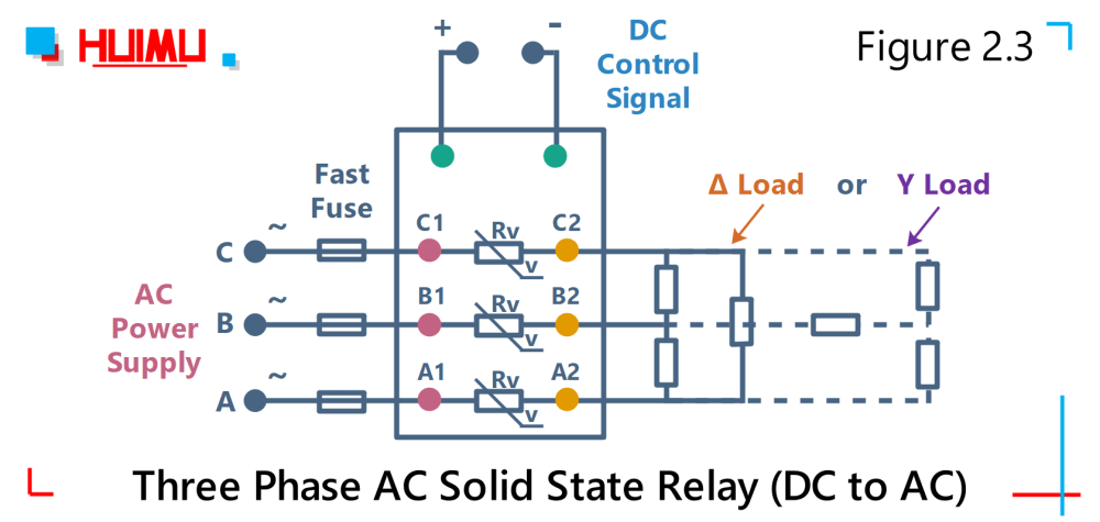 medium resolution of wiring diagram and circuit diagram of mgr mager ac solid state relay dc to ac