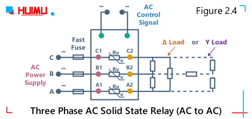 small resolution of solid state relays circuit wiring diagram mgr mager ssr huimultd three phase ac solid state relay