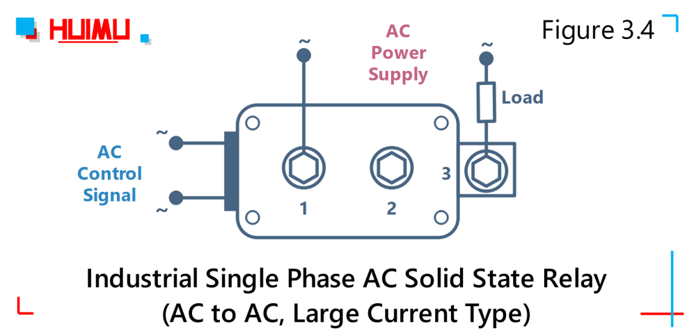 medium resolution of wiring diagram and circuit diagram of mgr mager industrial ac solid state relay dc to