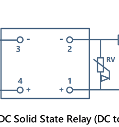 wiring diagram and circuit diagram of mgr mager pcb dc solid state relay dc to [ 1678 x 799 Pixel ]
