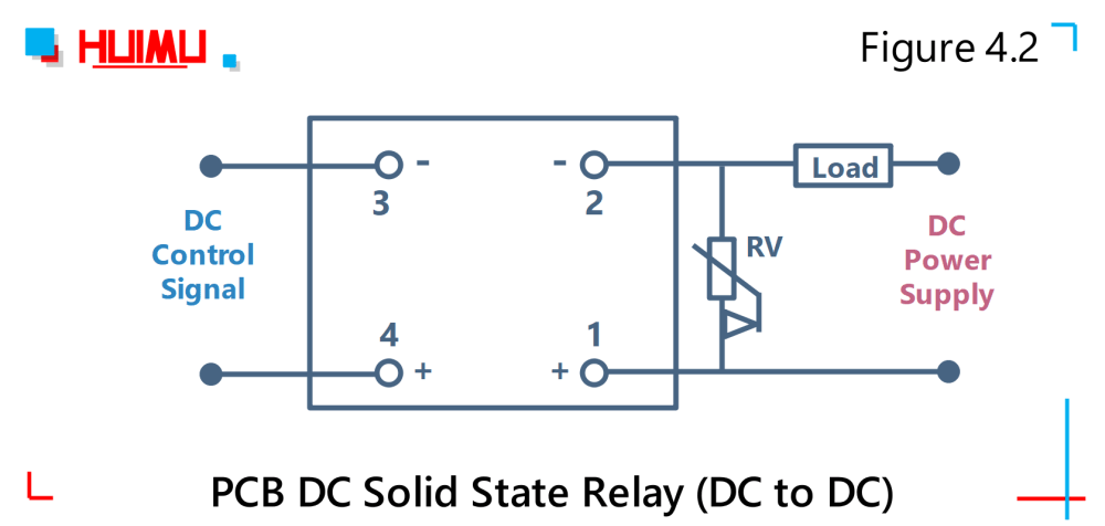 medium resolution of wiring diagram and circuit diagram of mgr mager pcb dc solid state relay dc to