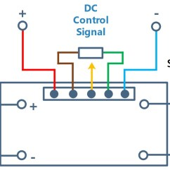 how to wire mgr mager dc electric motor speed control solid state relay more detail [ 1678 x 799 Pixel ]