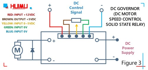small resolution of how to wire mgr mager dc electric motor speed control solid state relay more detail