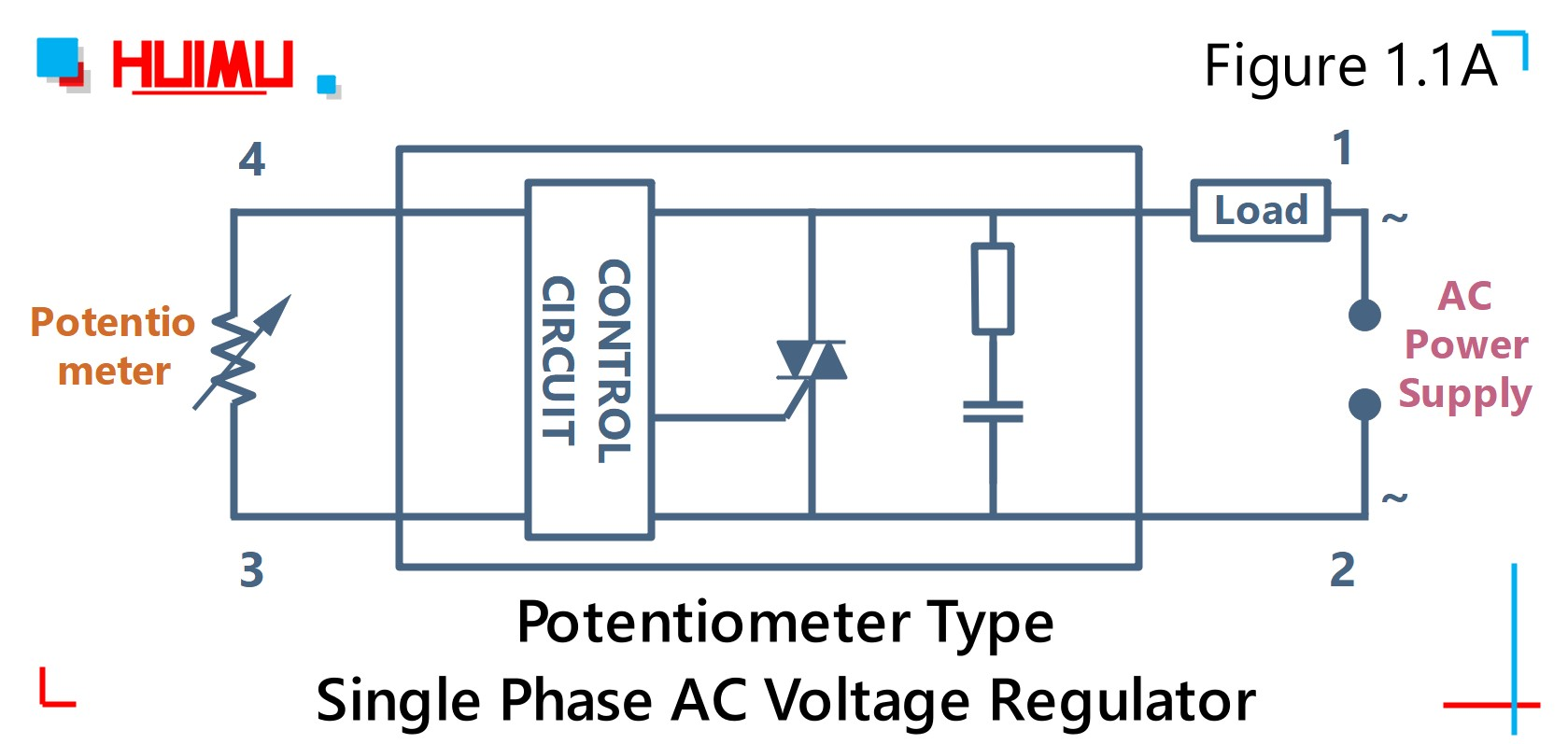 hight resolution of how to wire mgr mager mgr r40a potentiometer type single phase ac voltage regulator
