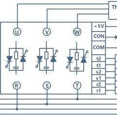 wiring diode bridge rectifier and power thyristor module mgr mager circuit diagram of voltage regulator three phase ac voltage regulator [ 1678 x 799 Pixel ]