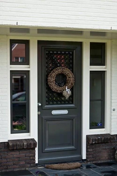 Mooie voordeuren
