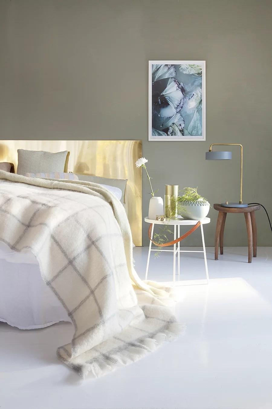Chique slaapkamer met chique details  Huisinrichtencom