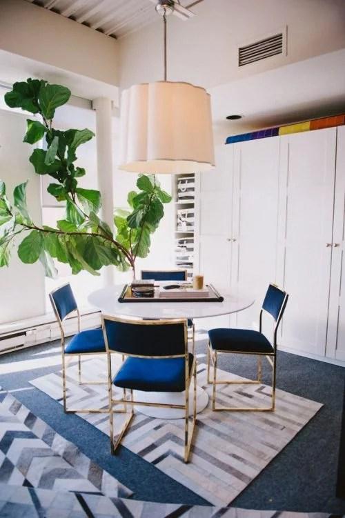 Gouden stoelen  Huisinrichtencom