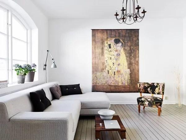 13x Grote schilderij in huis  Huisinrichtencom