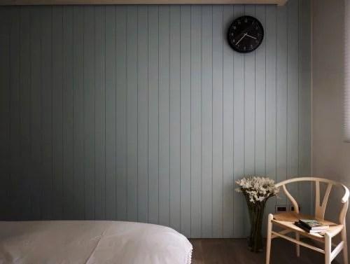 Slaapkamer Houten Planken