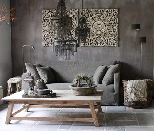 Houten wanddecoratie  Huisinrichtencom
