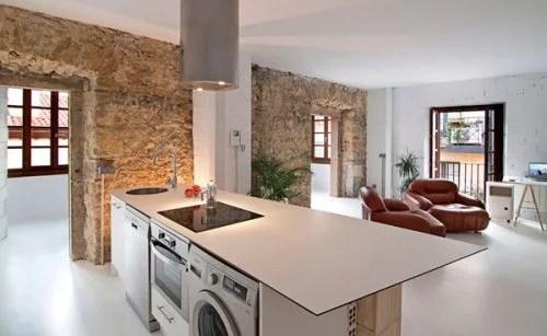 Industrieel interieur ontwerp met een laag budget  Huis