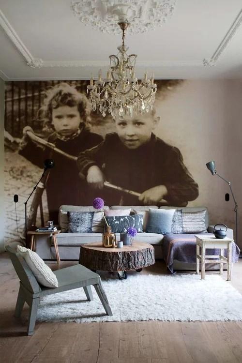 Je eigen persoonlijke fotobehang  Huisinrichtencom