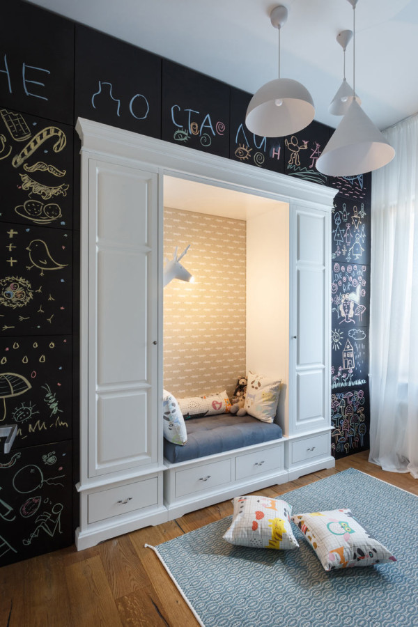 Kinderkamer met leuke creatieve ideen  Huisinrichtencom