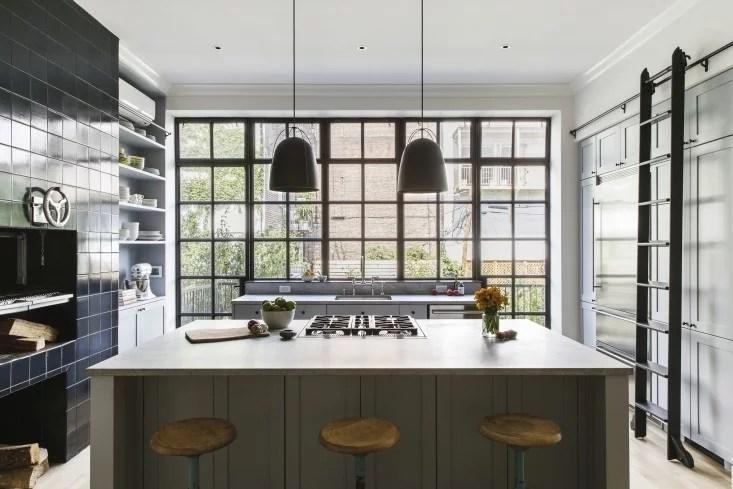Klassieke landelijke keuken in herenhuis  Huisinrichtencom