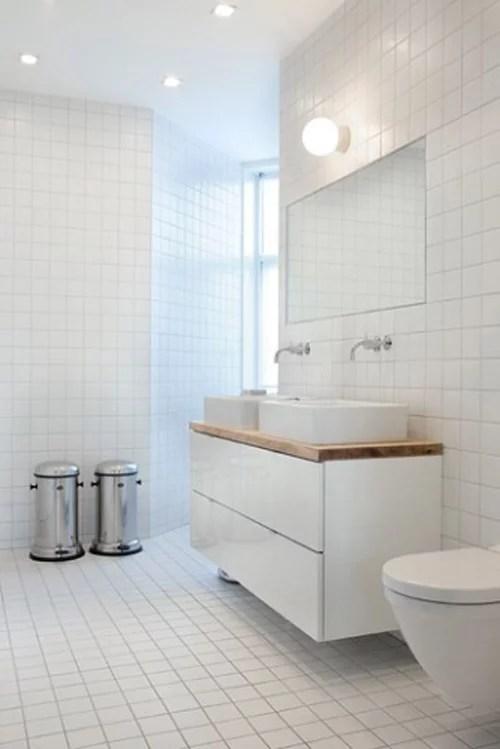 badkamer tegels witte aanslag witte tegels voor de badkamer kleine, Badkamer