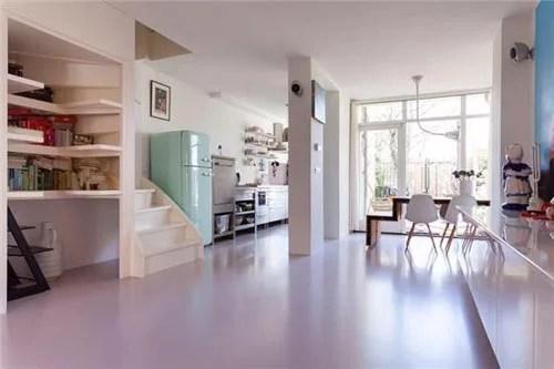 Muur verwijderen tussen keuken en woonkamer  Huis