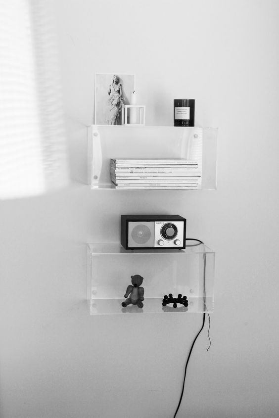 Transparante meubels  Huisinrichtencom
