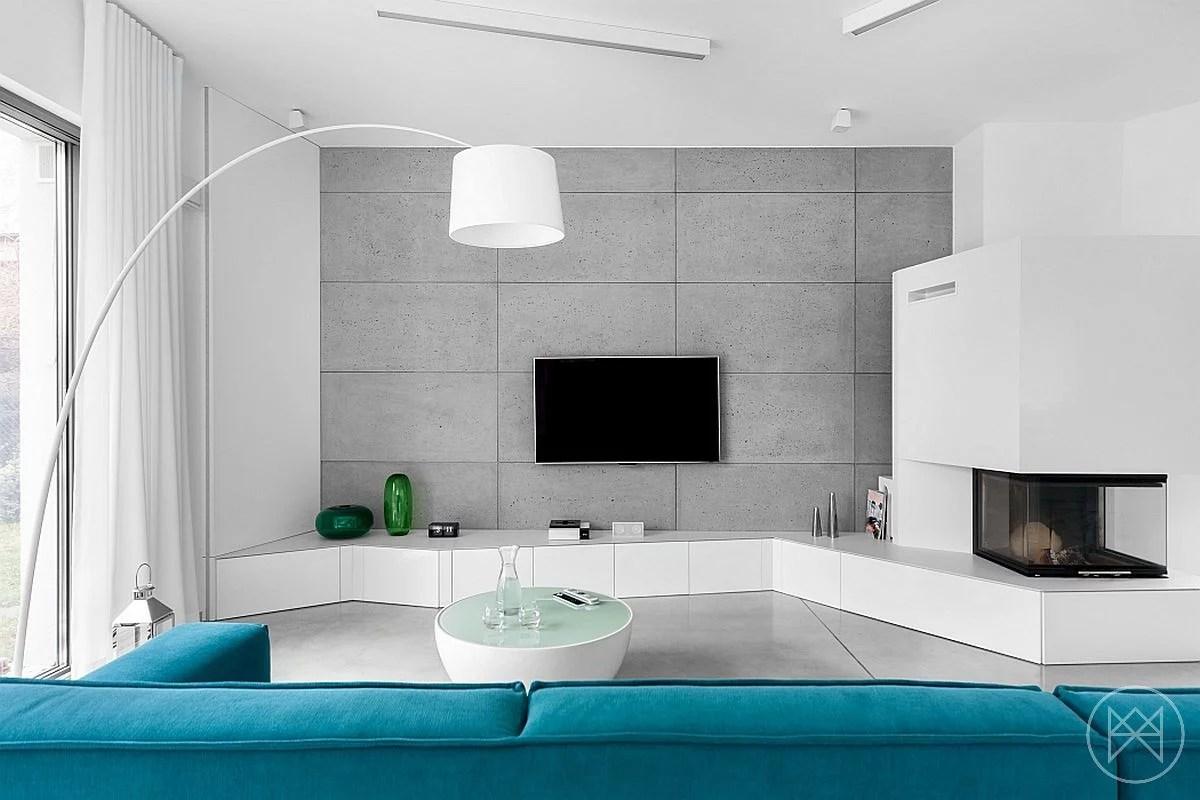 Moderne woonkamer voor de liefhebber  Huisinrichtencom