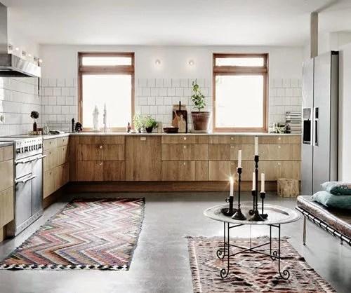 Wit hout en koper  Huisinrichtencom