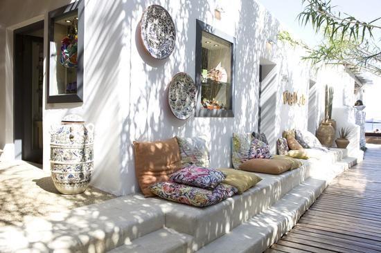 Zo Cre 235 Er Je Een Ibiza Tuin Huis Inrichten Com