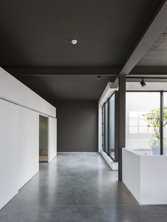 Zwart plafond  Huisinrichtencom