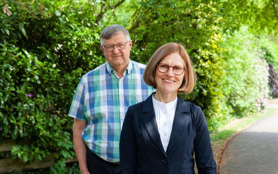 Afscheid Adrie de Fluiter en Ellen Meijers