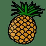 ananas klaarmaken